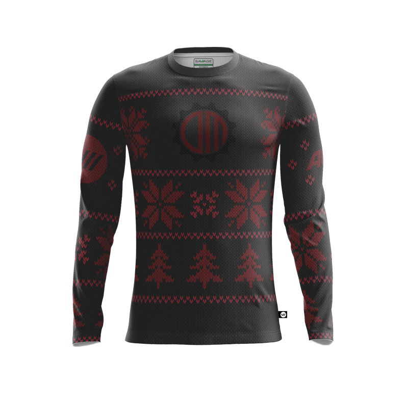 Detroit Mechanix Holiday Jersey