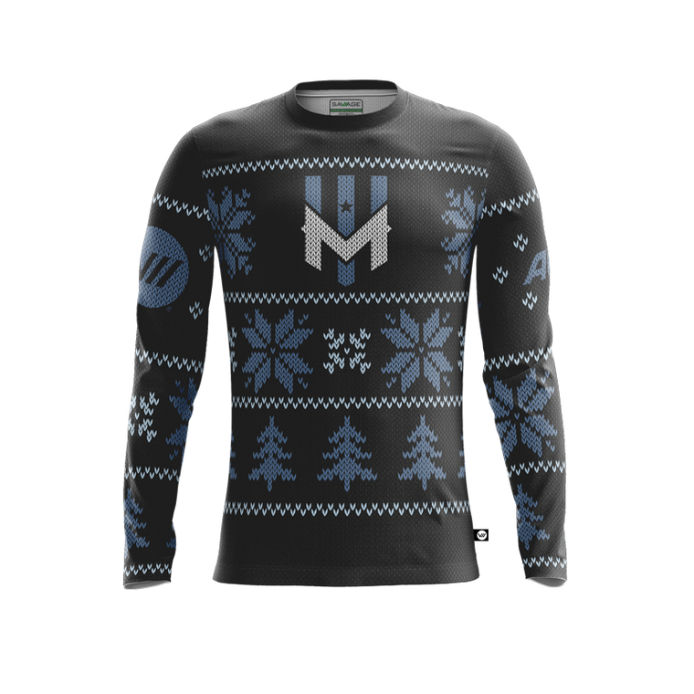 Minnesota Wind Chill Holiday Jersey