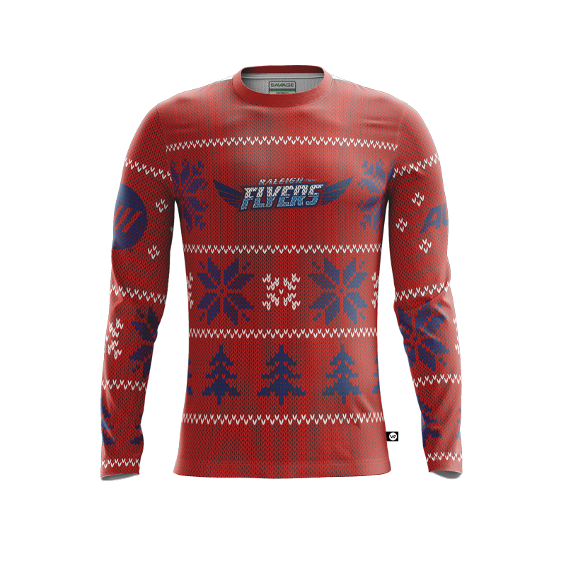 Raleigh Flyers Holiday Jersey