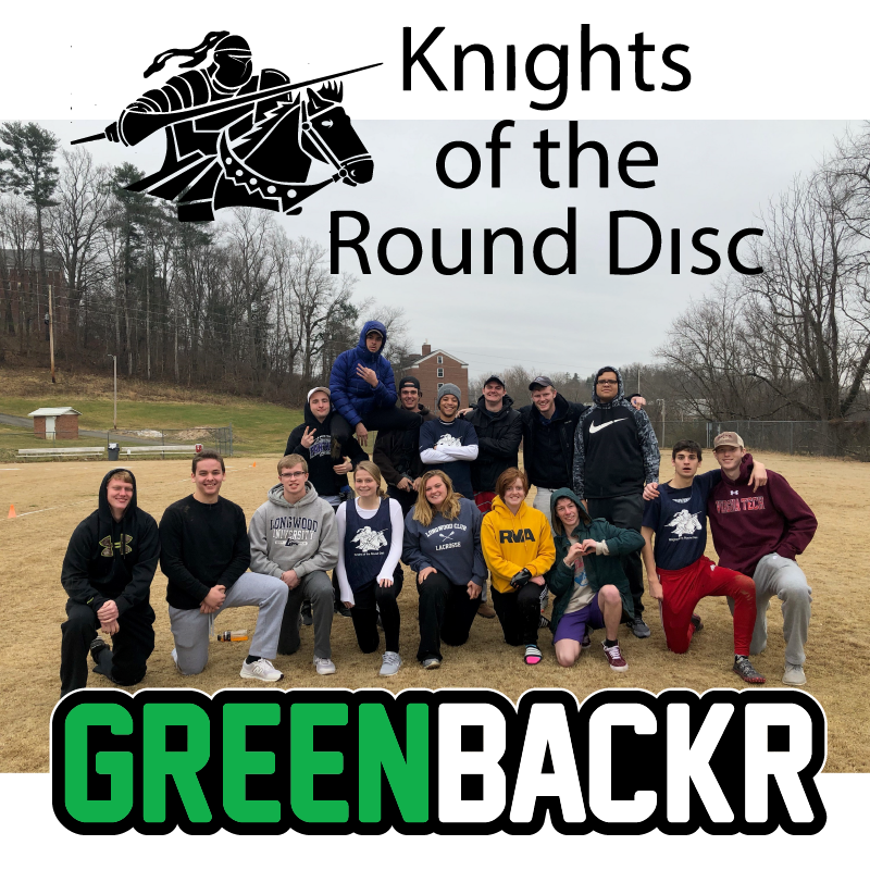 Knights of the Round Disc Greenbackr