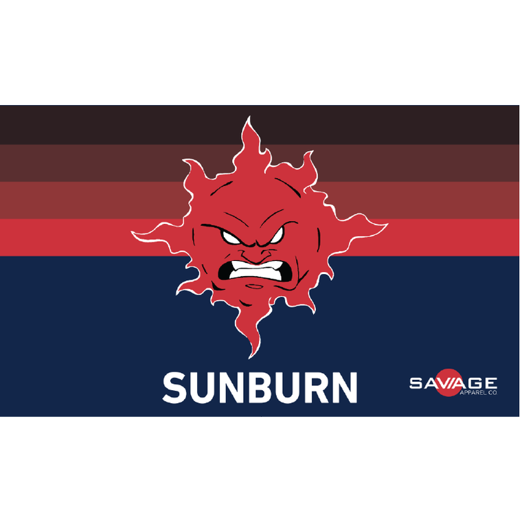 Arizona Sunburn Flag