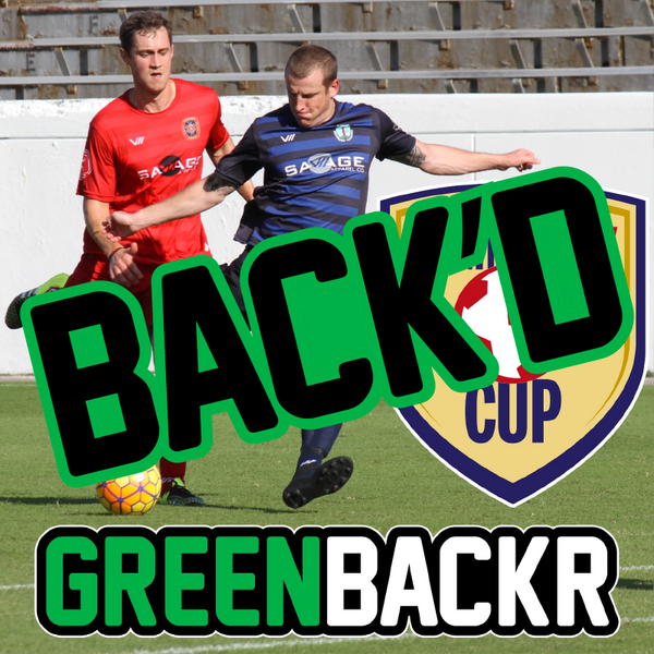 Community Cup Greenbackr