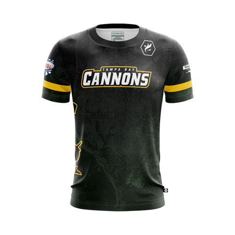 Tampa Bay Cannons 2019 Replica Jersey (AUDL Owners)