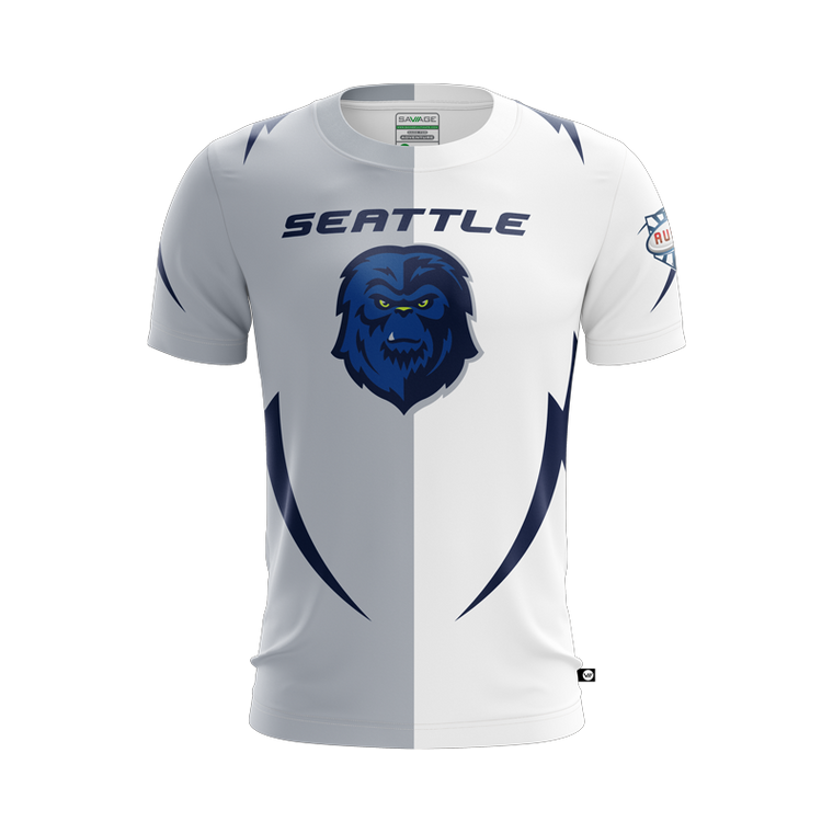 Seattle Cascades 2019 Replica Jersey (AUDL Owners)