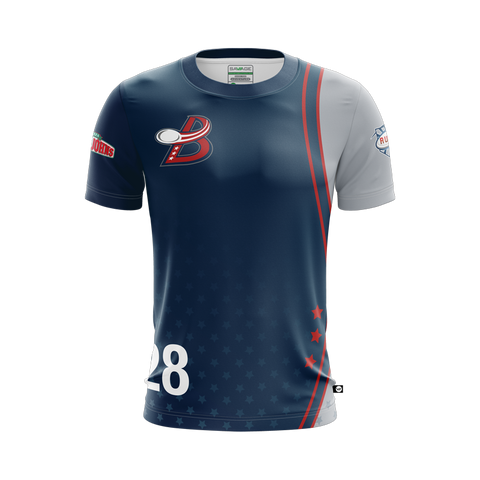 DC Breeze 2019 Replica Jersey (AUDL)