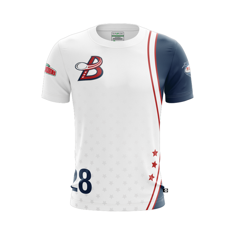 DC Breeze 2019 Replica Jersey (AUDL Owners)