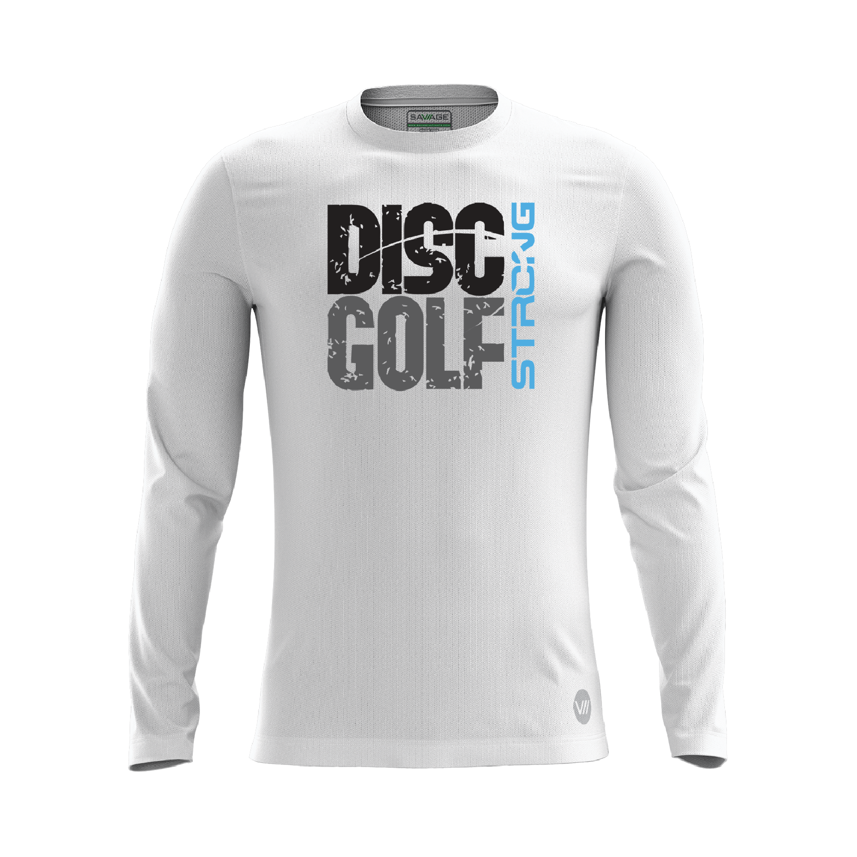 Disc Golf Strong LS Jersey