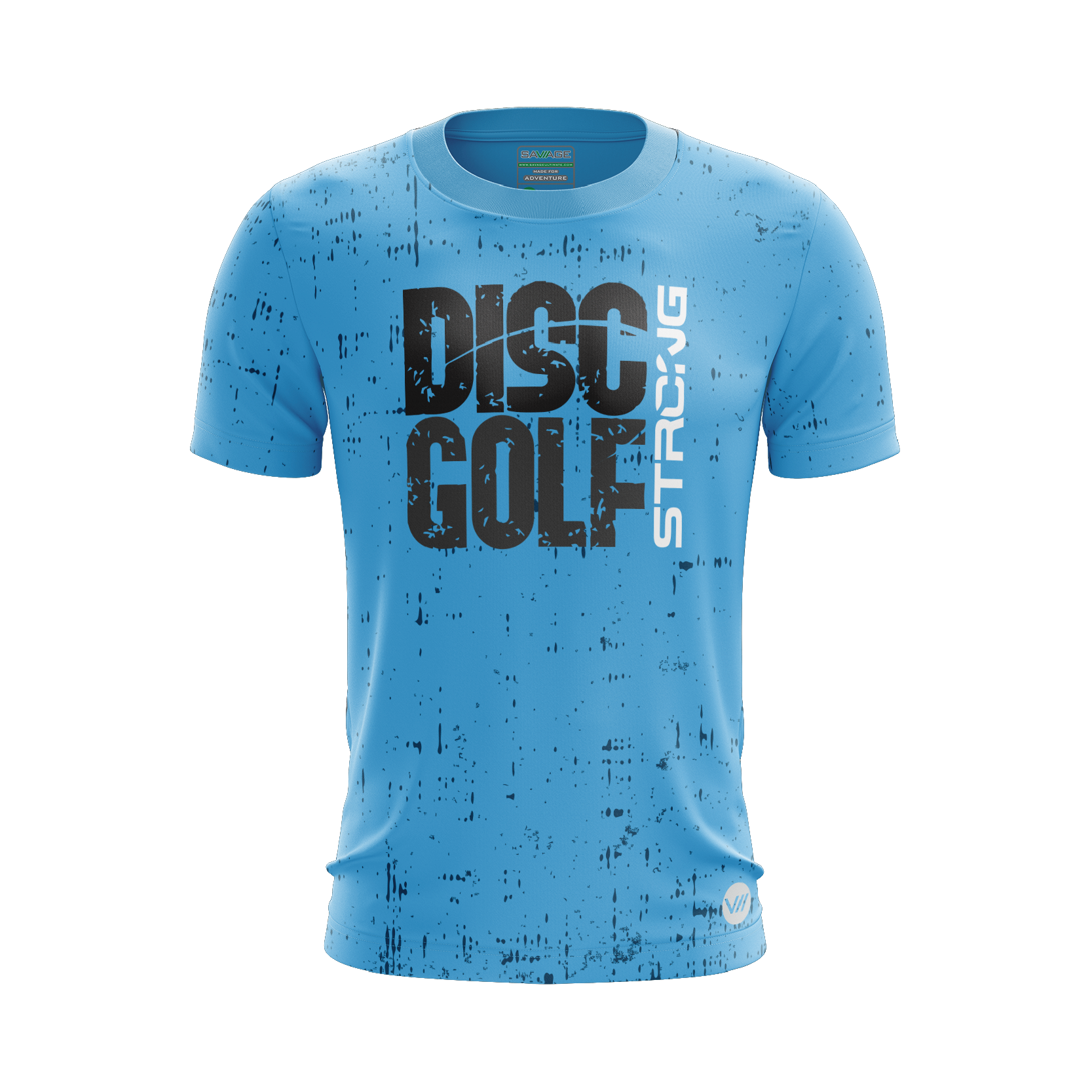 Disc Golf Strong FS Jersey