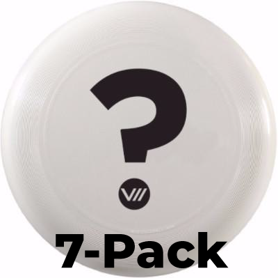 7 Pack Mystery Discs