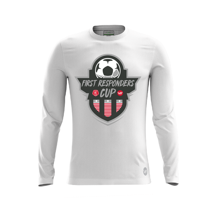 First Responders Cup LS Jersey
