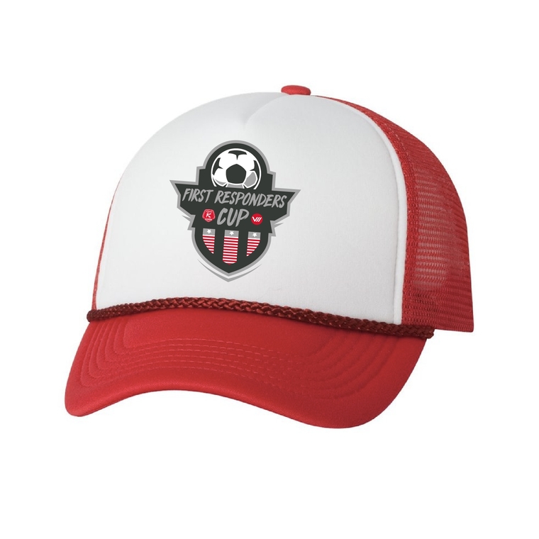 First Responders Cup Trucker