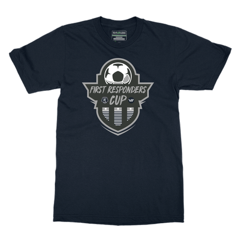 First Responders Cup Tee