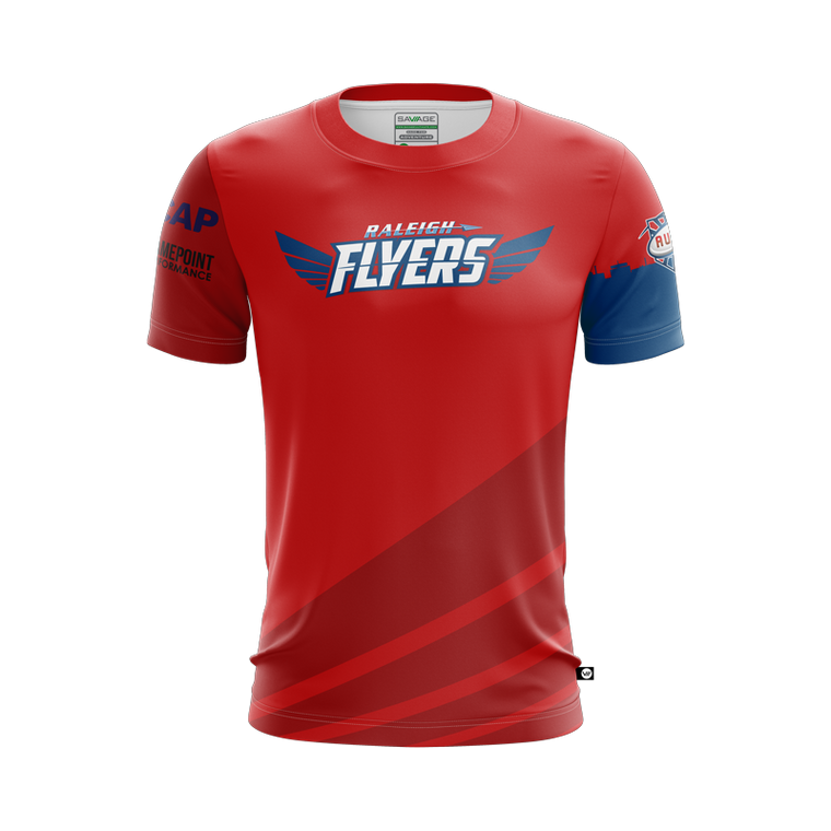 Raleigh Flyers 2019 Replica Jersey (AUDL)