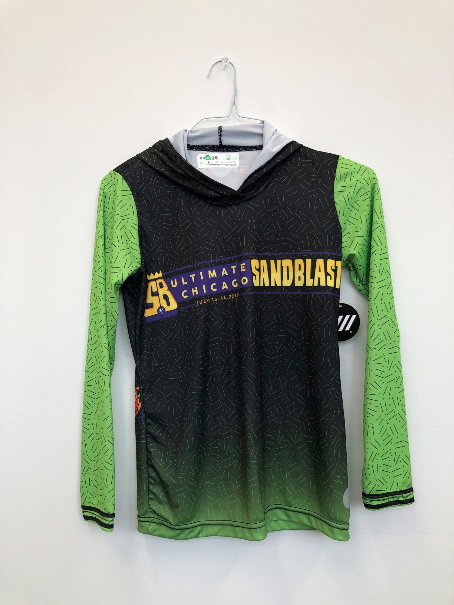 Sandblast Chicago Champ Jersey
