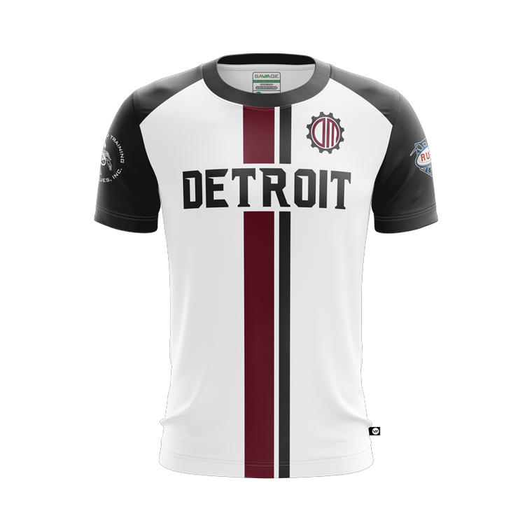 Detroit Mechanix 2019 Replica Jersey (AUDL)