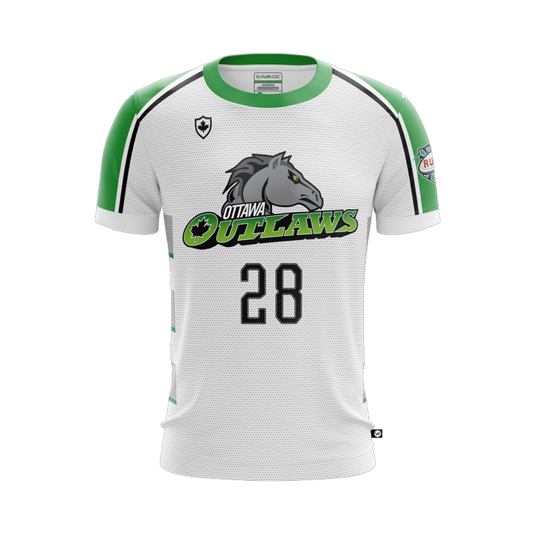 Ottawa Outlaws 2019 Replica Jersey (AUDL Owners)