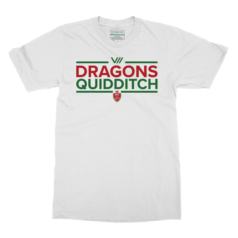 QPL Welsh Dragons Fan Tee