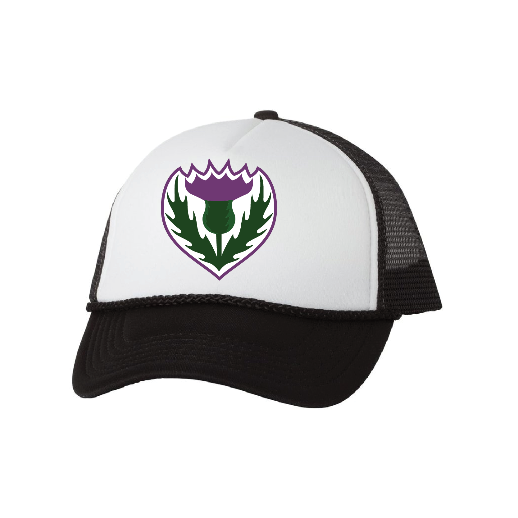 QPL Scottish Thistles Trucker Hat