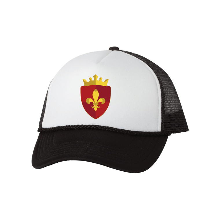 QPL London Monarchs Trucker Hat