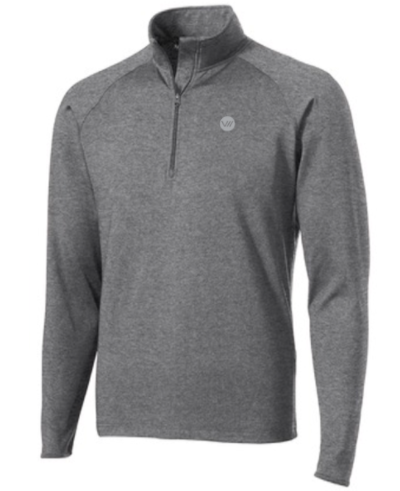Quarter Zip Pullover Men's