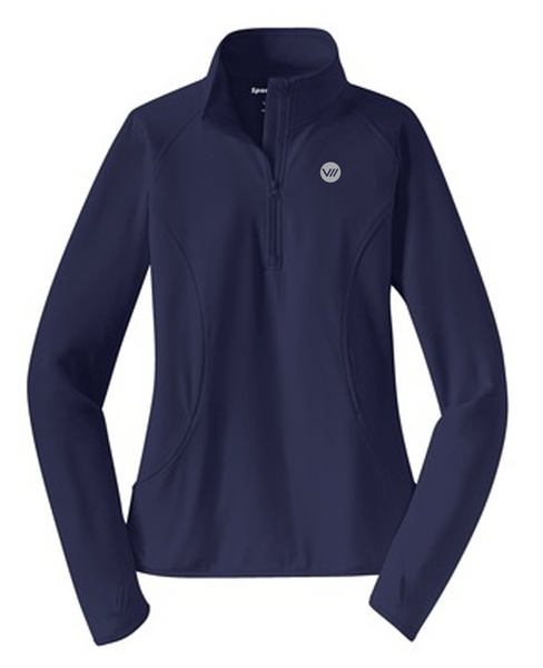 Quarter Zip Pullover Women's