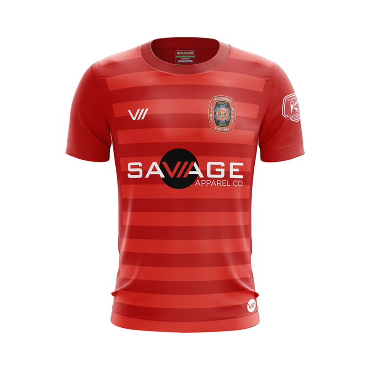 RVA Fire Replica Jersey