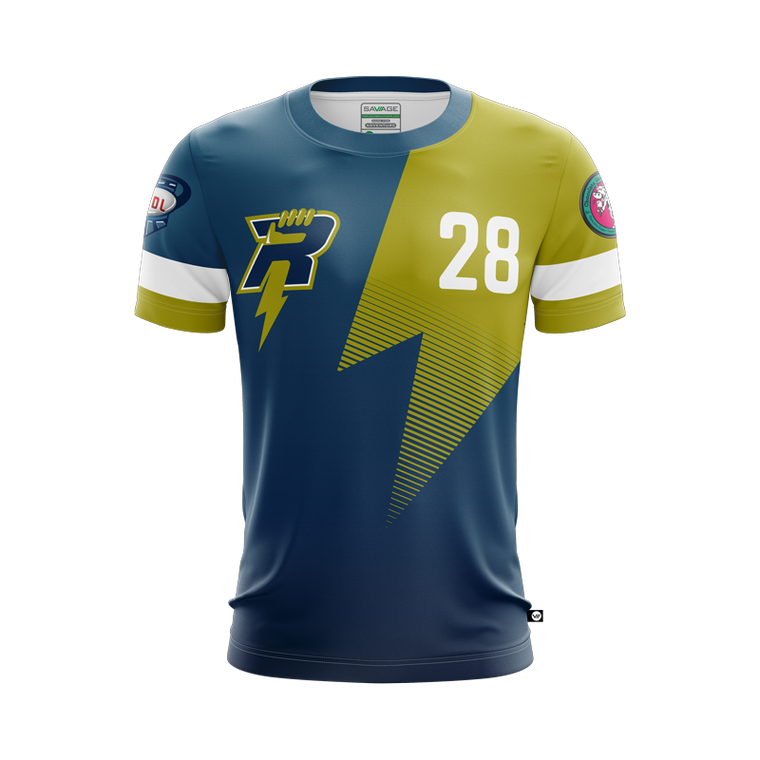 Madison Radicals 2019 Replica Jersey (AUDL Owners)