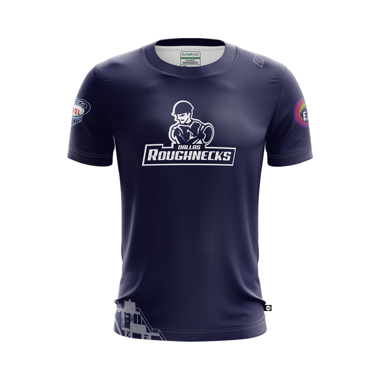 Dallas Roughnecks 2019 Replica Jersey (AUDL)