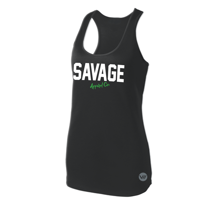 The Savage Racerback