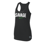 The Savage Racerback Tank