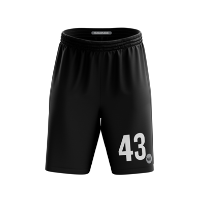 Dallas United Practice Shorts