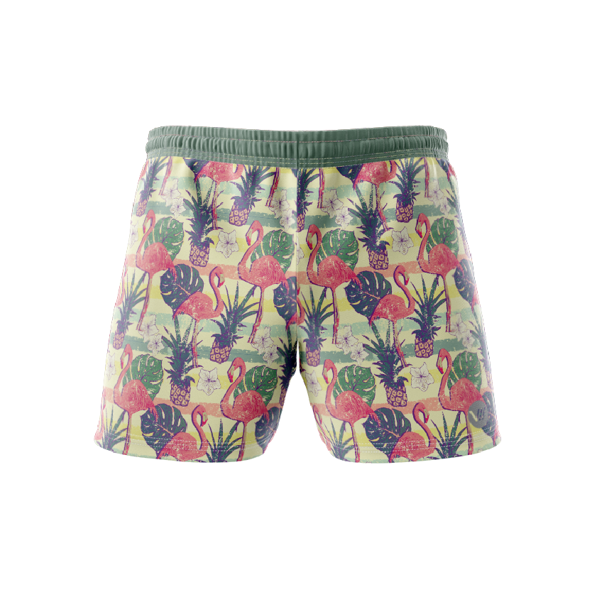 FlaminGo Swimming Shorts