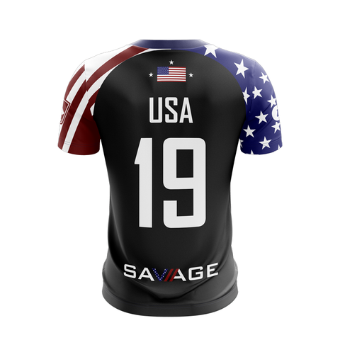US National Quidditch Team Alt Jersey