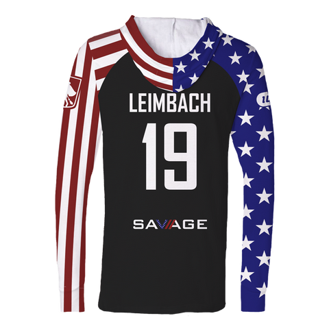 US National Quidditch Champ Alt Hooded Jersey