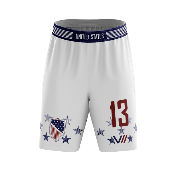 US National Quidditch Team Shorts