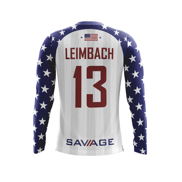 US National Quidditch Team Jersey (Long Sleeve)
