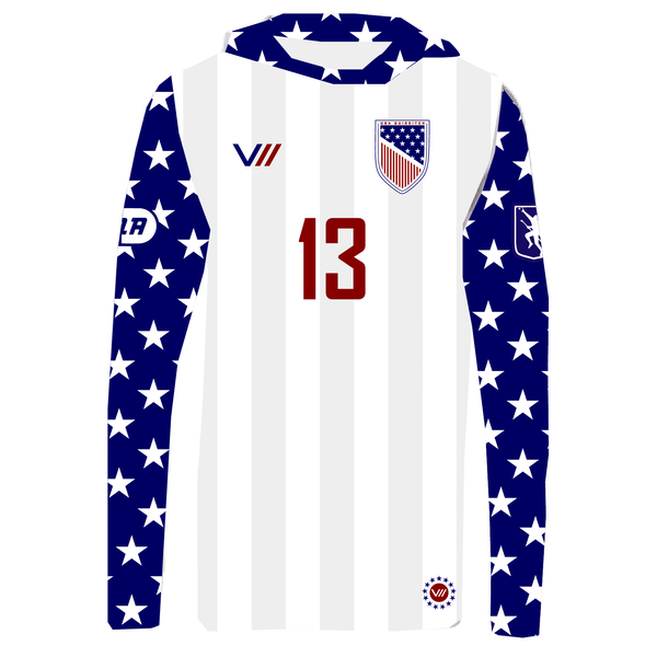 US National Quidditch Champ Hooded Jersey