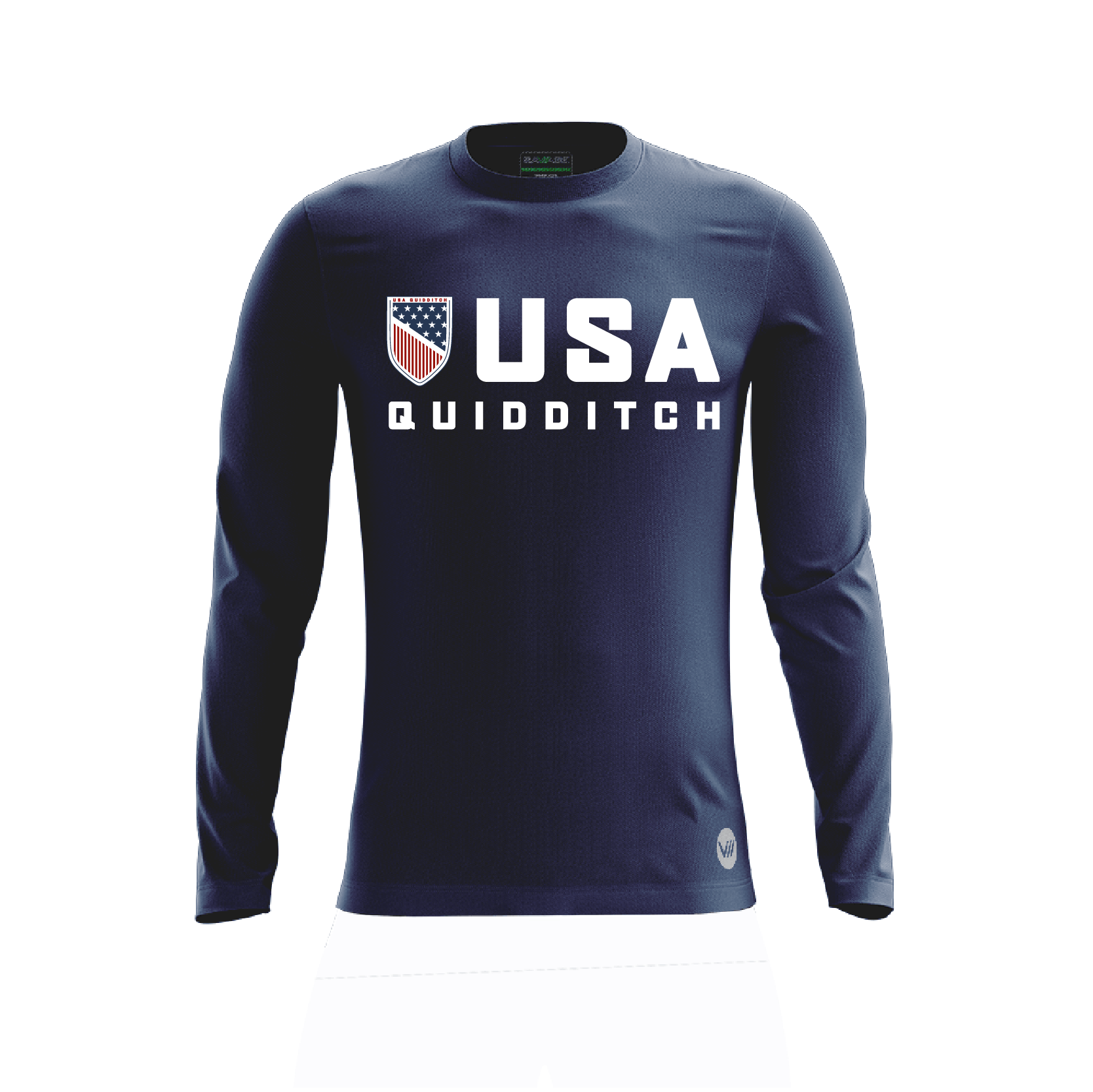 US National Quidditch Team Fan Long Sleeve Jersey