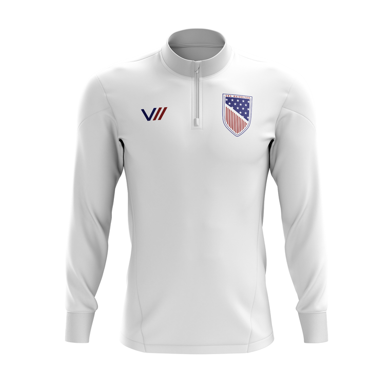 US National Quidditch Team JZip Jacket