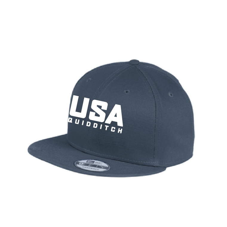 US National Quidditch Team Snapback Hat