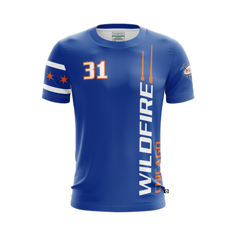 Chicago Wildfire 2019 Replica Jersey (AUDL)