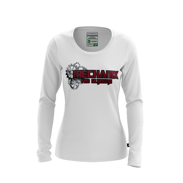 Mechanix Long Sleeve Fan Jersey