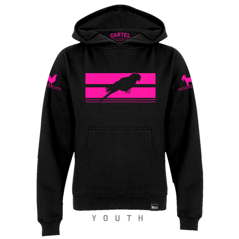 3 Animals YOUTH Hoodie