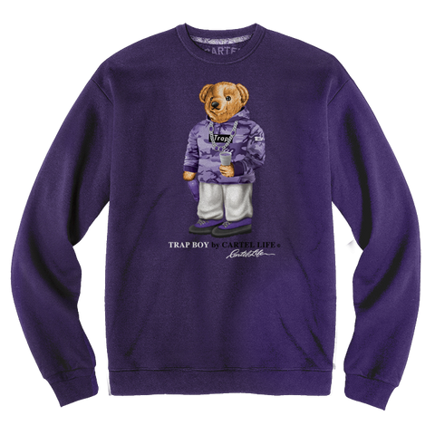 Codeine Boy Crewneck
