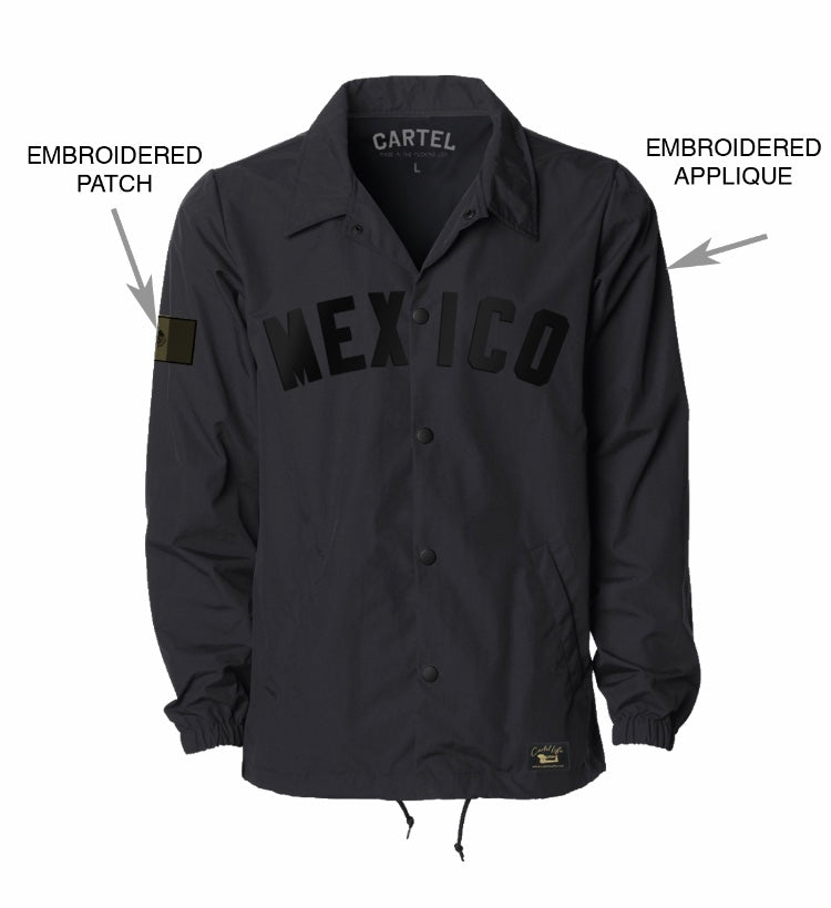 Mexico - Windbreaker
