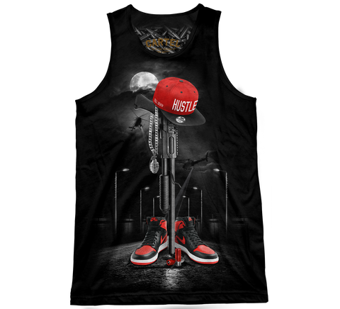 The Hustle Is Reel Tank