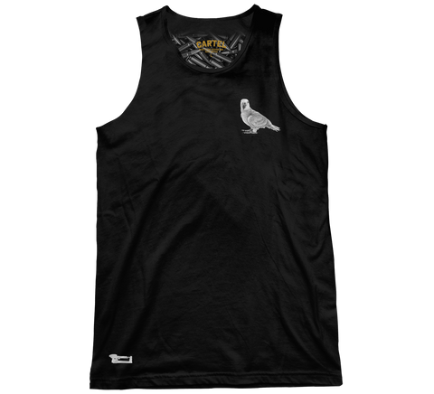 Perico Blanco Tank Top