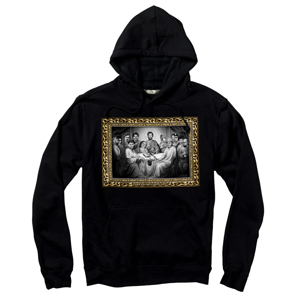 The Fucking Dope Life Hoodie