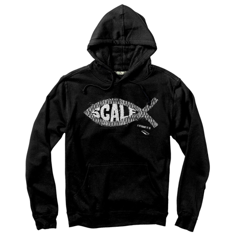 Fish Scale Crewneck