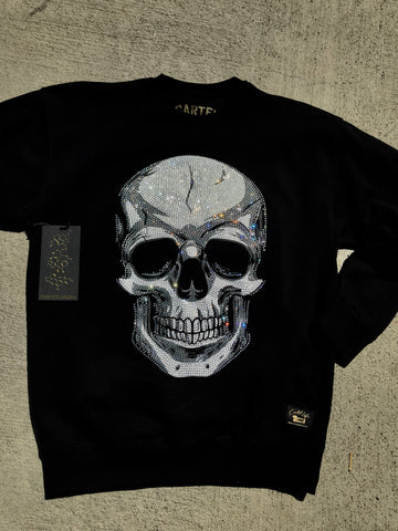 To the Grave Crewneck